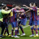 FC Barcelona coming to Ireland February 2011