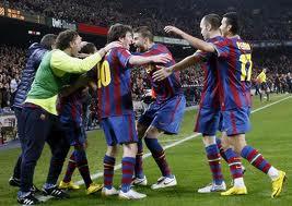 FC Barcelona coming to Ireland February 2011