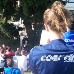 COACHTALK: Alf Galustian, Coerver Coaching