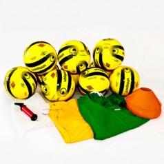 Bibs, Balls and Cones