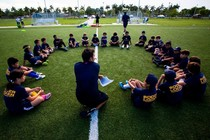 FCBarcelona Summer Soccer Camps