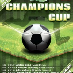 Champions Cup: North v South