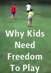 Our Children Have NO Freedom