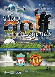 Man U & Liverpool – Dyspraxia Charity Golf Classic at the K Club