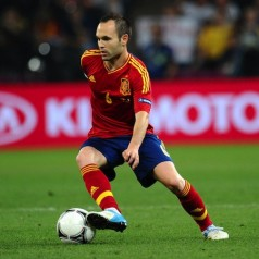 Andres Iniesta: How to Boss the Midfield