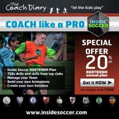 Inside Soccer – Coach like a pro!