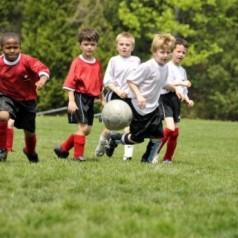 Enjoy the football this weekend KIDS!