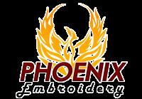 Phoenix Embroidery