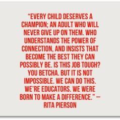 Every Kids Needs A Champion