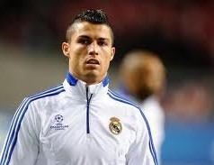 Ronaldo Can score in the Dark