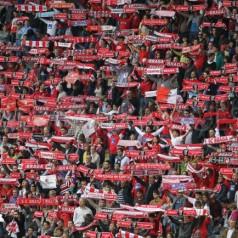 Braga are back in town