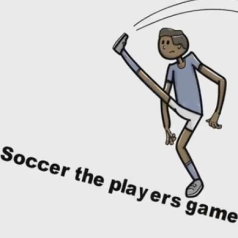 Football – Soccer the player's game?  By Chris Panayiotou