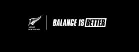 BALANCE IS BETTER