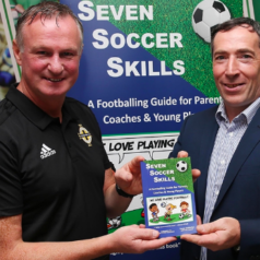 Seven Soccer Skills by Trevor McMullin