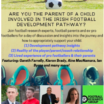 Irish Football Parents Conference – Dec 14th'2019