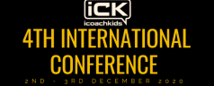 iCoachKids 4th International Conference