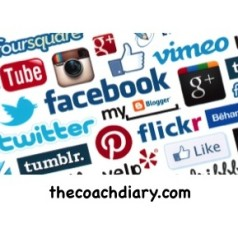 Making contact via social media!