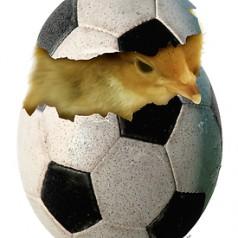 Easter Football 2012
