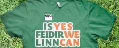 """IS féidir linn."" – NDSL Take a huge step in the right direction.."