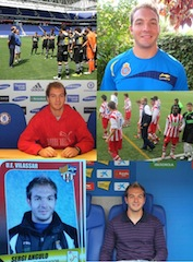 Interview with Sergi Angulo Lerin FM Sport Etudes Marseille By Mark O'Sullivan