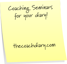Coaching Seminars This September 2014